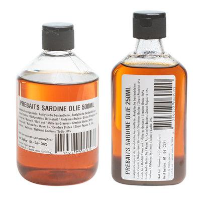 Sardine Olie