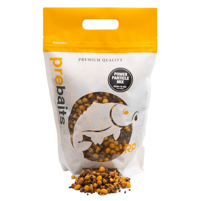 Prebaits Power Partikel Mix - Ready To Use